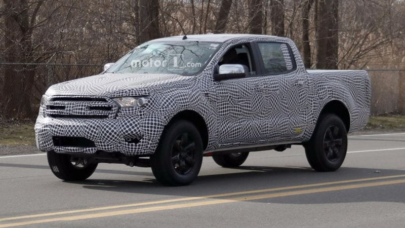 2018 Ford Ranger to be Released in Late 2018/Early 2019? | Rumors