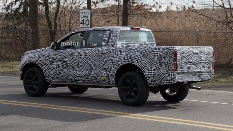 2018 Ford Ranger To Be Released In Late Early 2019