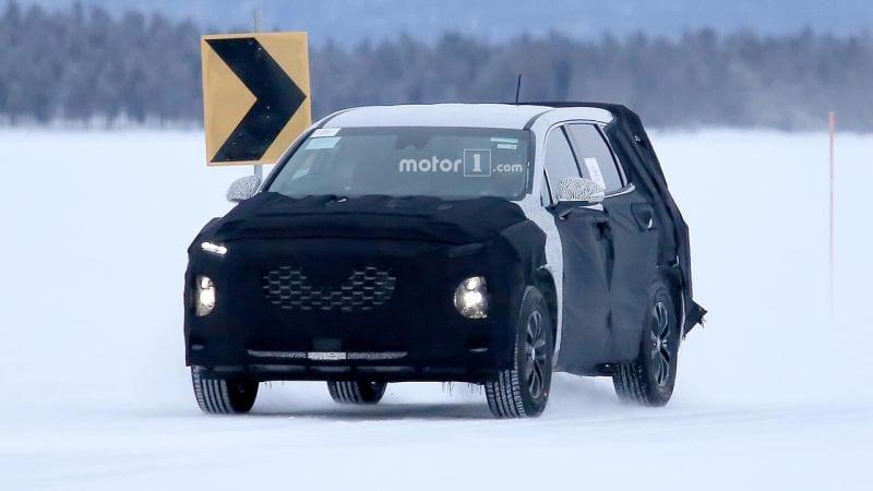 2019 Hyundai Santa Fe Sport, Redesign, Release date