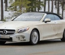 2019 Mercedes S-Class Cabriolet
