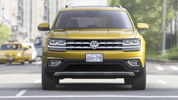 2019 Volkswagen Atlas Pickup
