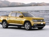 2019 Volkswagen Atlas Pickup review