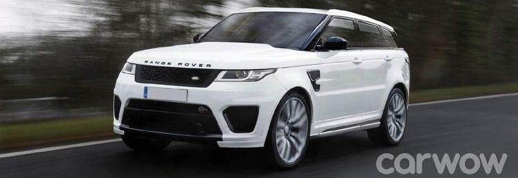 Range Rover Velar Coupe Release Date Price Design