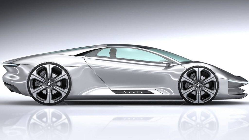 Apple eve concept release date price performance for Mercedes benz cupertino