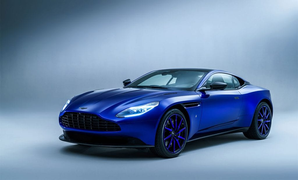 DB11 Q By Aston Martin
