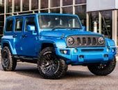 Jeep Wrangler Volcanic Sky Black Hawk