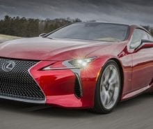 Lexus LC F