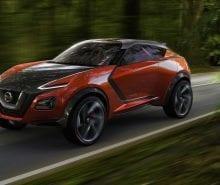 Nissan Juke EV Concept