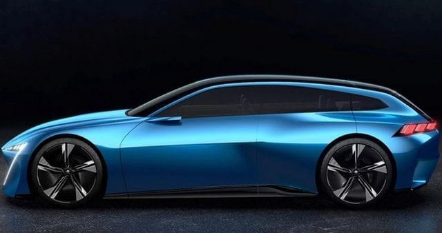 Peugeot Instinct Concept Leak