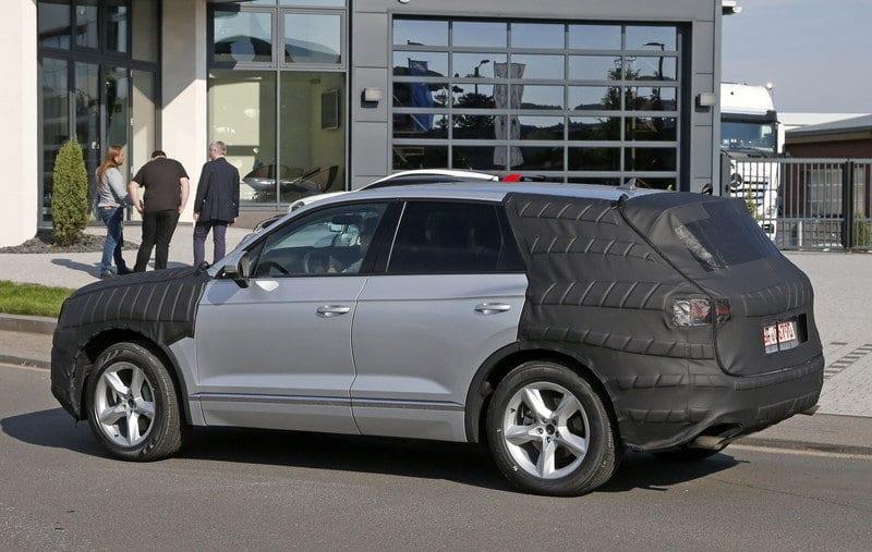 2018 Volkswagen Touareg Release Date Price Design
