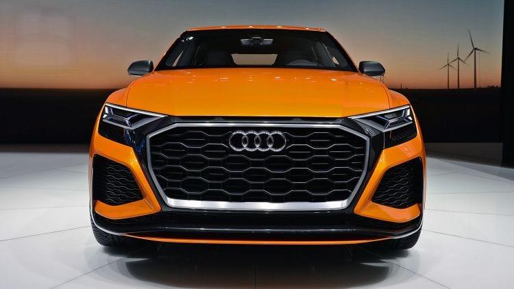2017 Audi Q8 Sport Concept Specs Performance Engine