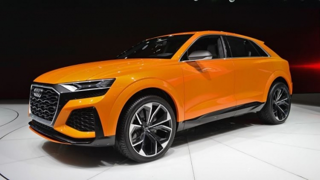 2017 audi q8 sport concept specs performance engine design. Black Bedroom Furniture Sets. Home Design Ideas