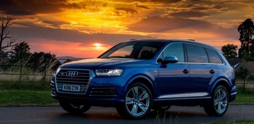 Audi SQ Price Specs Release Date Features Diesel Review - Audi sq7 price