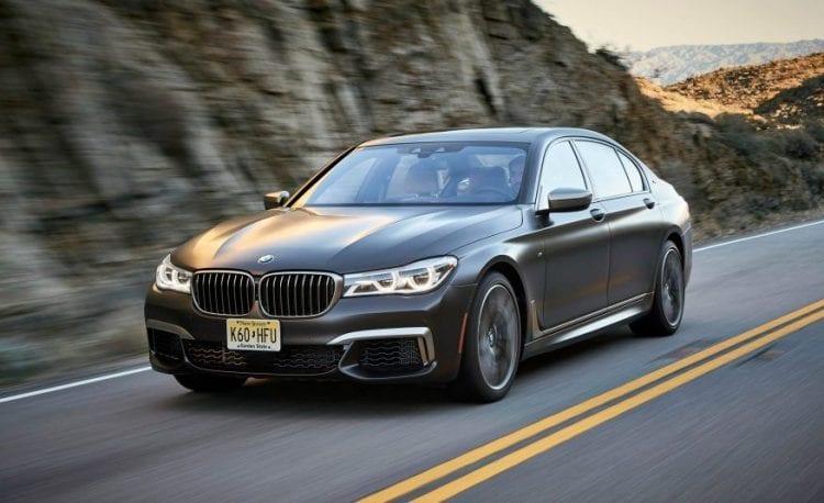 2017 BMW 7 Series main image