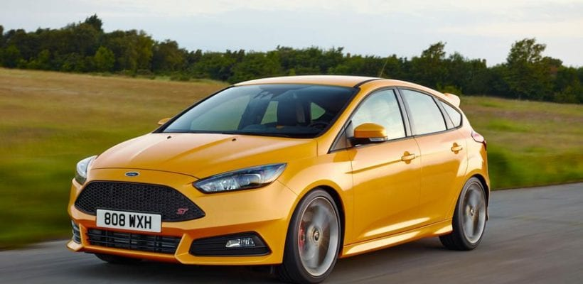 2017 ford focus st specs price release date review. Black Bedroom Furniture Sets. Home Design Ideas