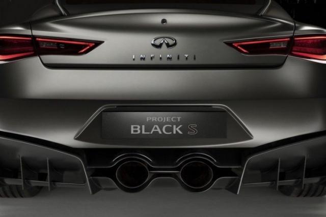 2017 Infiniti Q60 Project Black
