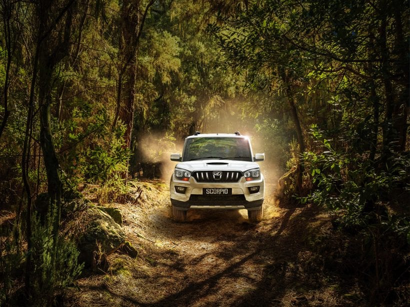 2017 Mahindra Scorpio Getaway - Pick-up's time has come