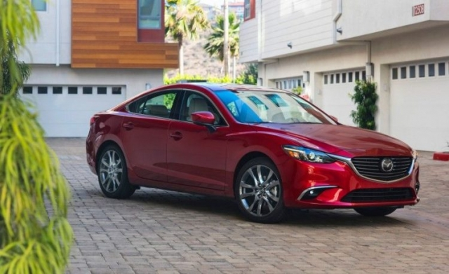 2018 mazda 6 is ready for new and improved design. Black Bedroom Furniture Sets. Home Design Ideas