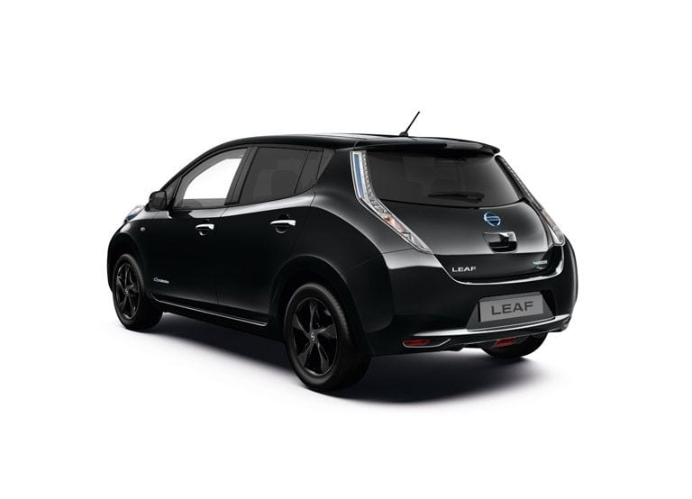 New Nissan Leaf Release Date Uk >> 2017 Nissan LEAF - Black UK Edition | Features, Price, Release date