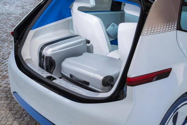 2017 VW I.D Concept