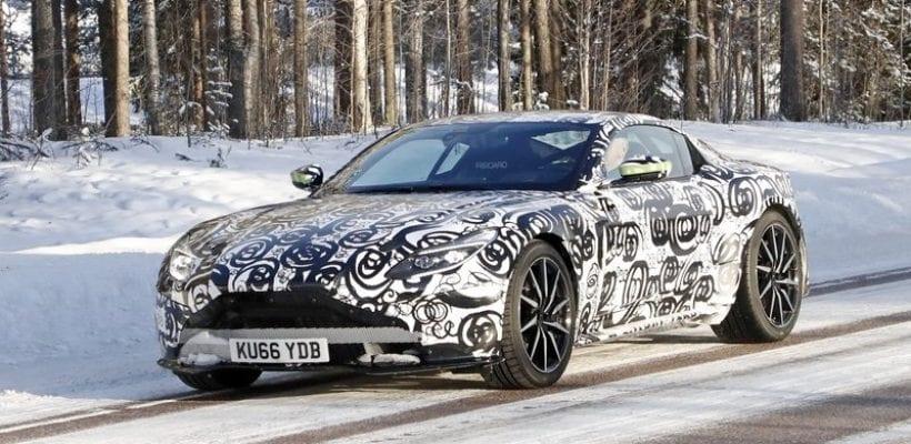 2018 Aston Martin DB11 S