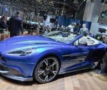 2018 Aston Martin Vanquish S Volante review