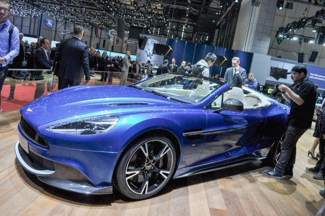 2018 aston martin vanquish s volante price release date review. Black Bedroom Furniture Sets. Home Design Ideas