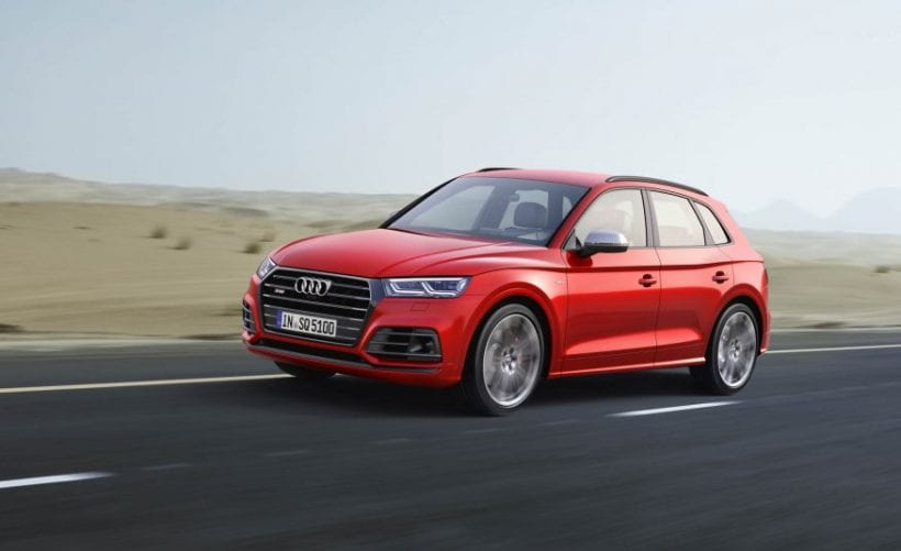 What Is The Difference Between Audi Premium And Prestige >> 2018 Audi Q5 and SQ5 Price, Design, Styling, Performance
