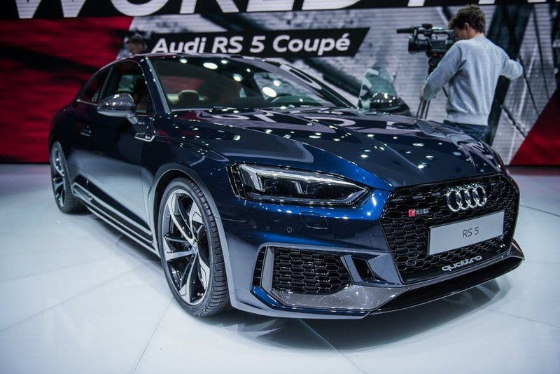 2018 audi rs5 price design interior exterior specs. Black Bedroom Furniture Sets. Home Design Ideas