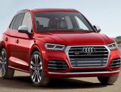 2018 Audi SQ