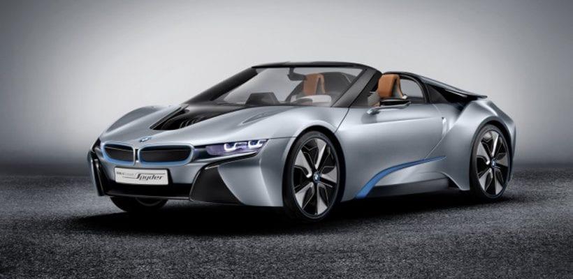 2018 BMW I8 Spyder Release date, Price, Specs, Performance