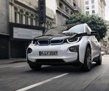 2018 BMW i3 main image