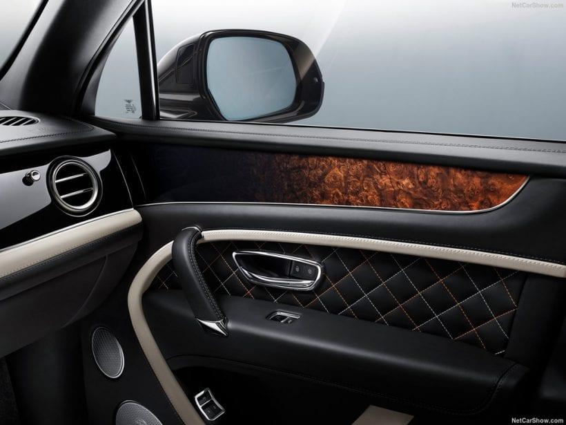 2018 Bentley Bentayga Mulliner Design Performance