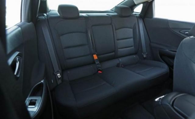 2018 Chevrolet Malibu The Top Three Ranking Sedan