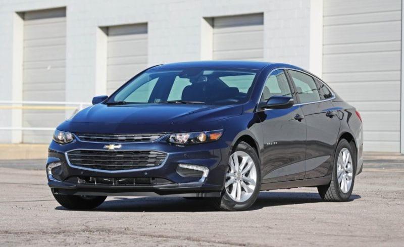 2018 Chevrolet Malibu - The Top Three Ranking Sedan