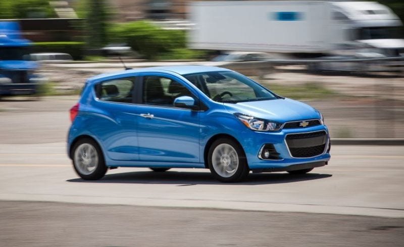2018 Chevrolet Spark – Keep up the Good Work