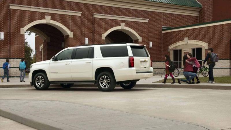 2018 Chevrolet Suburban - History on Wheels