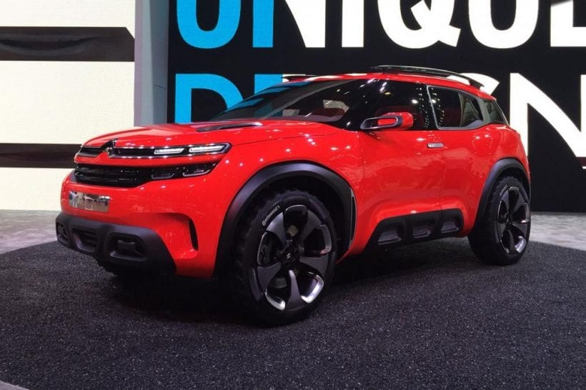 2018 citroen c5 aircross specs price release date review. Black Bedroom Furniture Sets. Home Design Ideas