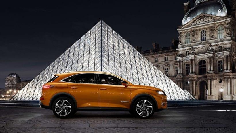 New Volvo Suv >> 2018 DS7 Crossback Styling, Interior, Exterior, Price
