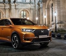 2018 DS7 Crossback