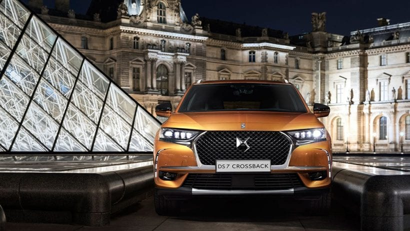 2018 Ds7 Crossback Styling Interior Exterior Price