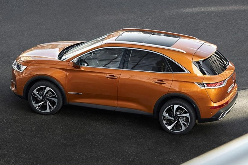 2018 DS7 Crossback Styling, Interior, Exterior, Price