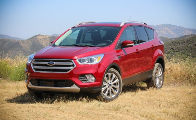 2018 ford escape ford 39 s second best selling vehicle. Black Bedroom Furniture Sets. Home Design Ideas