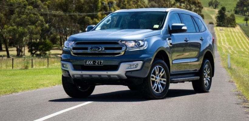 2018 ford usa. brilliant usa 2018 ford everest u2013 utelike suv and ford usa