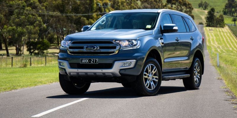 2018 ford australia. Fine Australia Competitors The Main Competitors Of 2018 Ford Everest On The Australian  For Ford Australia