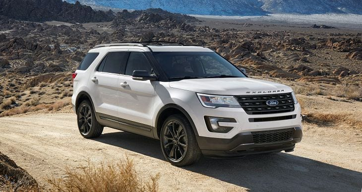 2018 Ford Explorer - Top 5 Expectations | Review, Price ...
