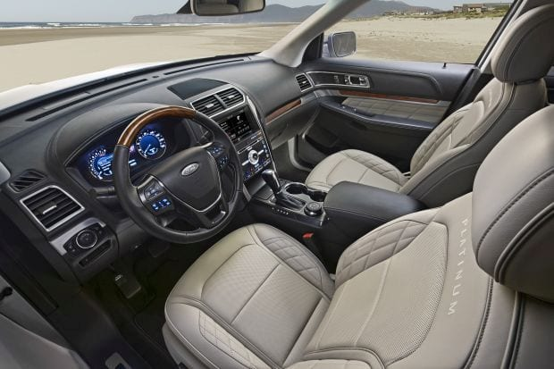 2018 Ford Explorer - Top 5 Expectations   Review, Price, Release date