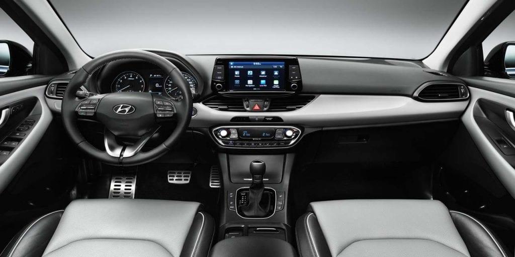 Elantra Interior 2017 >> 2018 Hyundai i30 Fastback Design, Specs, Price, Interior