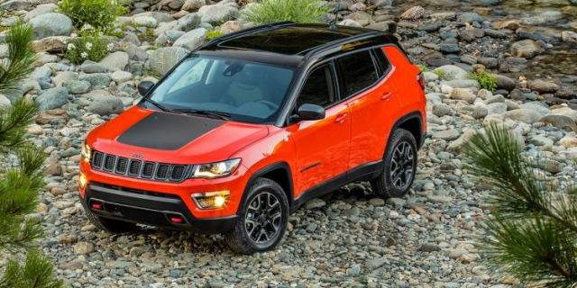 2018 jeep compass performance price design engine. Black Bedroom Furniture Sets. Home Design Ideas