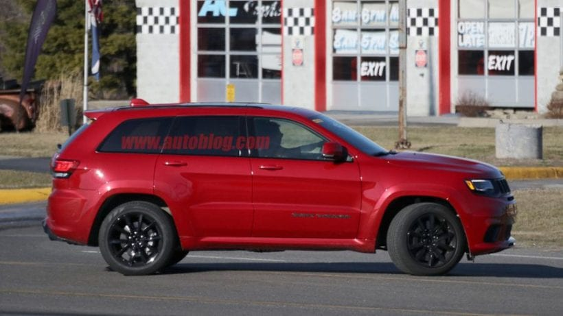 2018 jeep grand cherokee release date redesign new generation. Black Bedroom Furniture Sets. Home Design Ideas